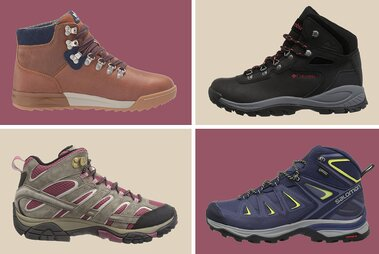10 of the Most Comfortable Hiking Boots to Buy in 2020 | Travel + .