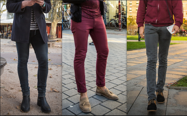 Hipster health warning: Do not squat in skinny jeans | Daily Mercu