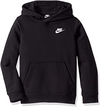 Amazon.com: Nike Boys NSW Pull Over Hoodie Club: Clothi