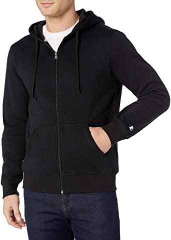 Amazon.com: Starter Men's Zip-Up Hoodie, Amazon Exclusive: Clothi