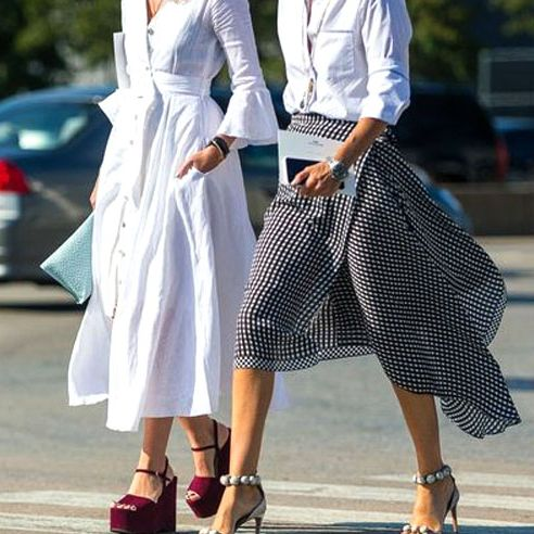 15 Summer Workwear Outfit Ideas - What To Wear To Work During Summ