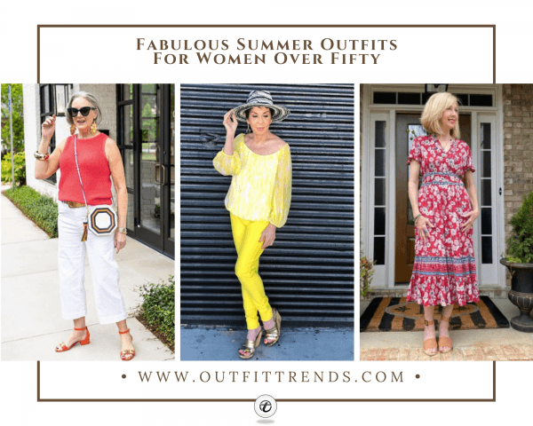 30 Best Summer Outfits for Women Over