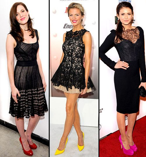 What Shoes To Wear With A Little Black Dress | Little black dress .