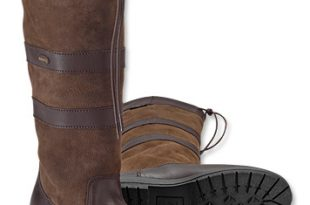 Women's Dubarry Galway Hunting Boots - Orv