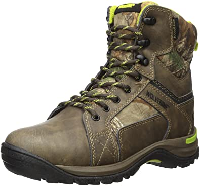 Amazon.com | Wolverine Women's Sightline 7 Inch Hunting Boot .