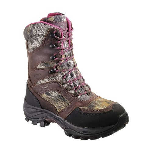Wolverine Women s Panther Insulated Waterproof Hunting Boots Dark .