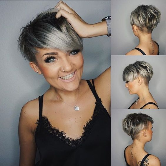 Incredible Chick Pixie Haircut For Thin Hair