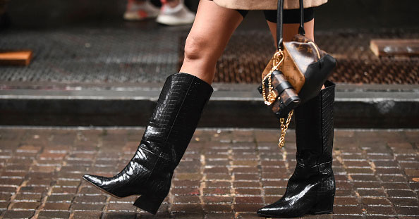 Chic Ways To Wear The Cowboy Boots Trend | Be Daze Li