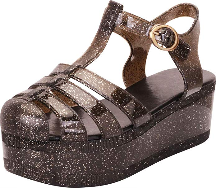 Best 14 Jelly Shoes and Jelly Sandals of 2019 | Glamo