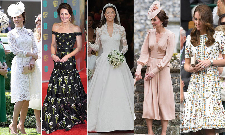 Kate Middleton Style: The ultimate guide to her dresses, fashion .