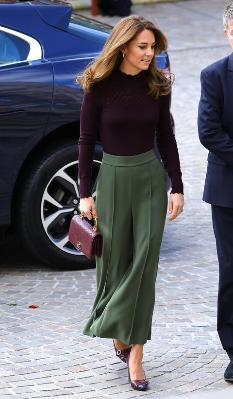 Kate Middleton Style File | Best Outfits & Dresses | ELLE