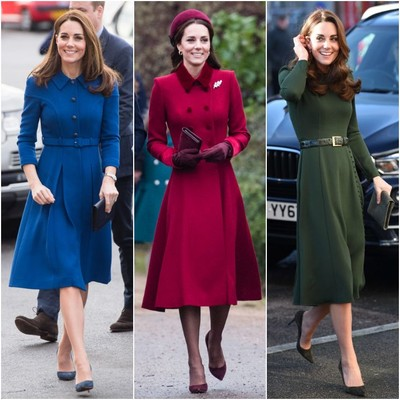 Kate Middleton style: The Duchess of Cambridge's favorite colo