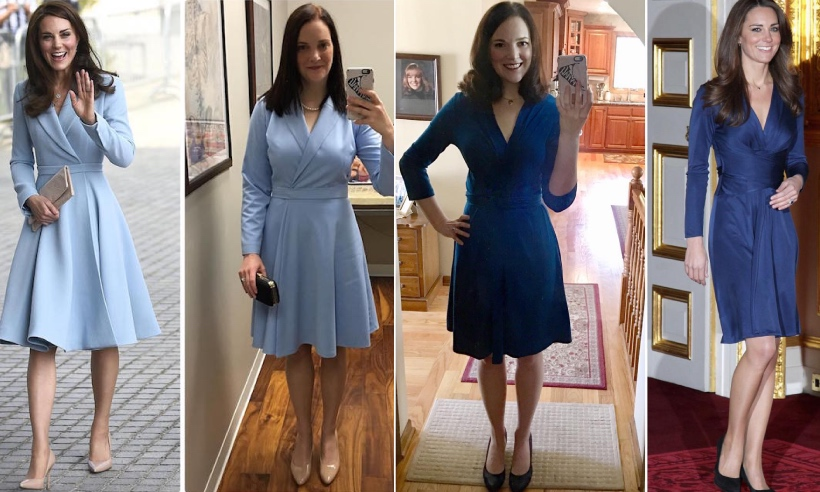 How to dress like Kate Middleton - one #RepliKate super fan speaks .