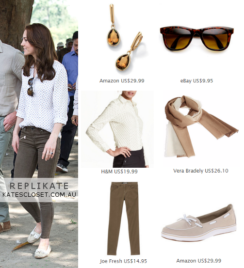 Kate Middleton, Duchess of Cambridge Outfit Inspiration. RepliKate .