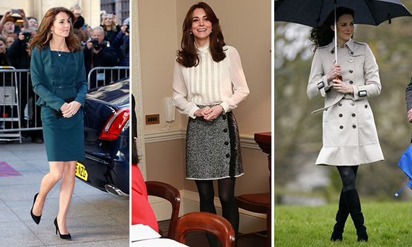 Kate Middleton style: The Duchess' best outfits for the office .