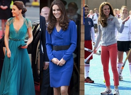 Sponsored Post: Kate Middleton Style & Beauty Inspiration | Celeb .