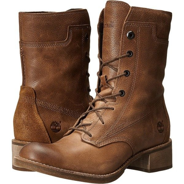 Timberland Whittemore Mid Lace Boot Women's Boots, Brown | Boots .