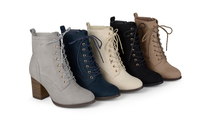 Lace-ups for ladies
