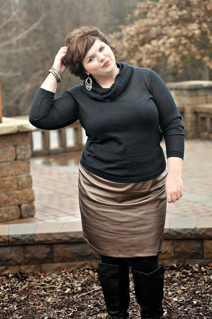 haircuts for plus size women with round face | Plus size .