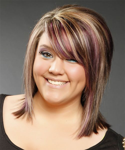Most Popular Hairstyles for Plus Size Women That Look Ch
