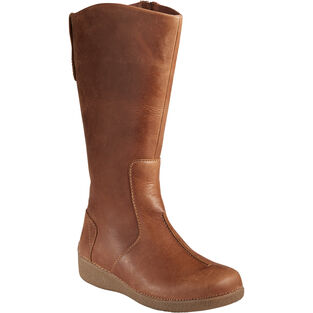 Women's Andina Leather Tall Boots | Duluth Trading Compa