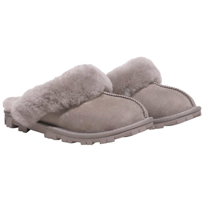 Kirkland Signature Ladies' Shearling Slipp