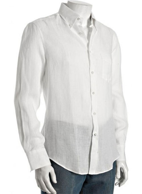 Pure Linen Shirts : StudioSuits: Made To Measure Custom Suits .