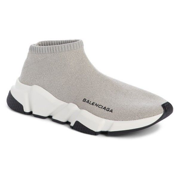 Women's Balenciaga Low Speed Sneaker ($795) ❤ liked on Polyvore .