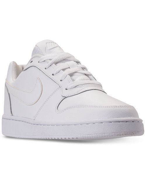 Nike Women's Ebernon Low Casual Sneakers from Finish Line .