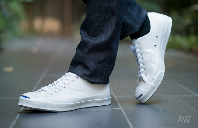 The White Sneaker - Men's Wardrobe Essentia