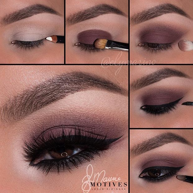 40 Eye Makeup Looks for Brown Eyes | Page 4 of 4 | StayGl