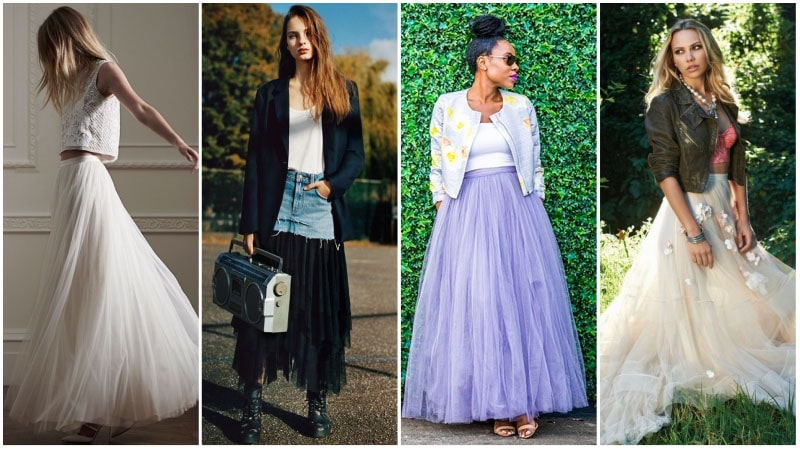 How to Wear a Maxi Skirt for a Chic Look - The Trend Spott