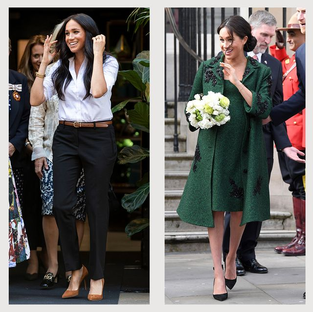 Meghan Markle's Best Royal Style from 2019, in Phot