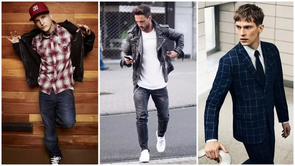 What are some clothing styles for men? - Quo
