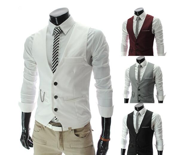 2020 2016 Korean Fashion Mens Clothing Clothes Fashion Men Slim V .