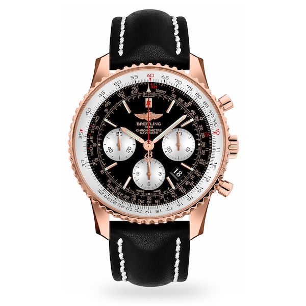 Breitling Navitimer Mens Watch RB012012BA49 DB | Watches Of .