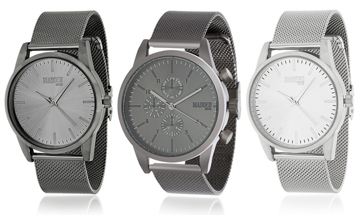 Up To 41% Off on Steve Madden Men's Watch | Groupon Goo