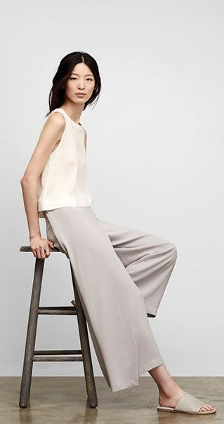 14 Minimalist Outfits For Summer-Minimal Fashion Style Tips .