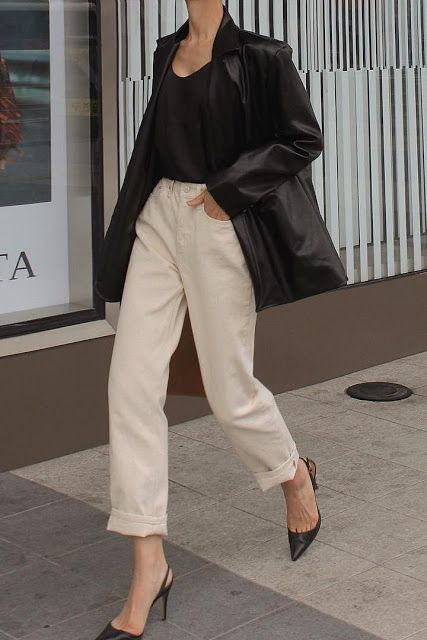 Minimal and Chic Outfits Ideas   Fashion, Chic outfits, Minimalist .