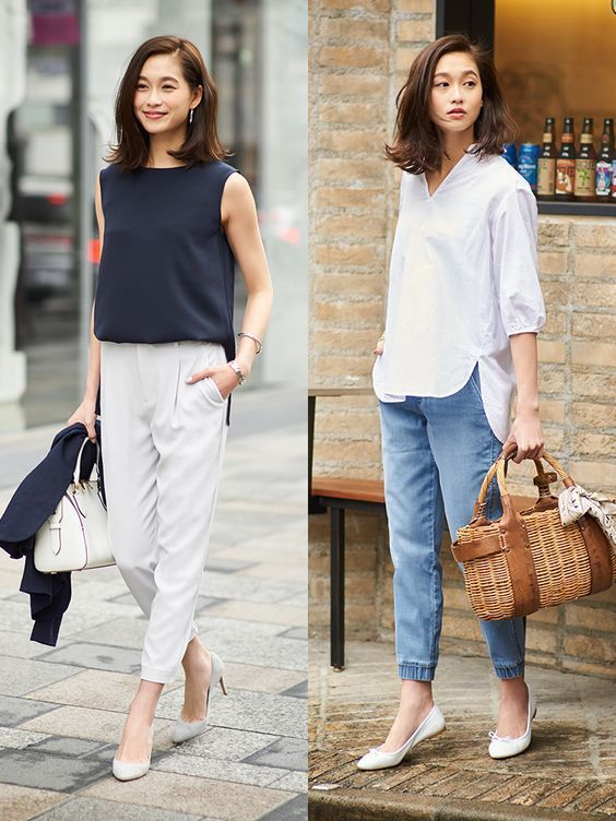 Minimalist Fashion Tips: Womens Minimal Outfits - Biseyre .