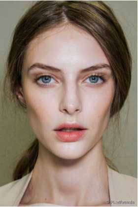 Minimalist Makeup Trend at NY Fashion Week | Evolv