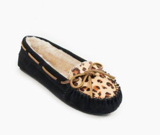 Minnetonka Moccasins Women's Cally Leopard – The Boutique at Fre