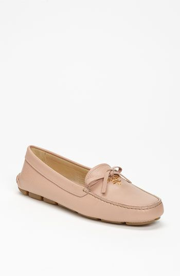 Prada Driving Moccasin | Nordstrom | Prada shoes, Shoes mens .