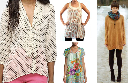 The Trend of Modern Designer Tunics | Indian Fashion Bl
