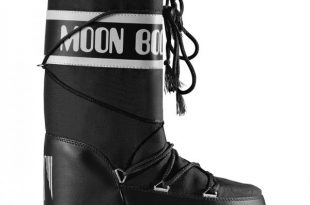 Moon Boot by Tecnica Nylon Unisex Moonboots black | Winter Boots .