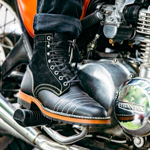 Revival X White's Motorcycle Boots - Revival Cycl