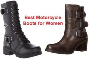 Top 10 Best Motorcycle Boots for Wom