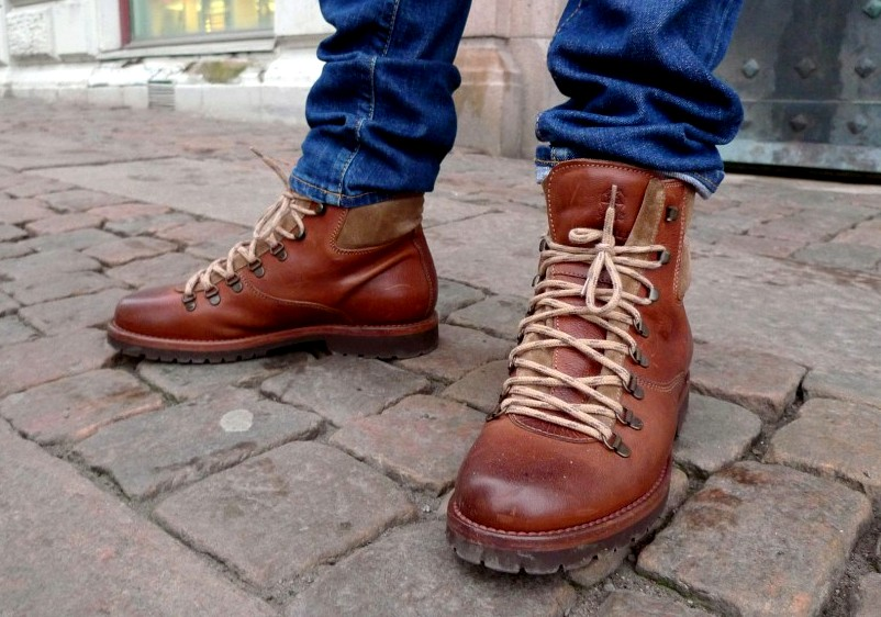 Fashion hiking boots - EmrodSho
