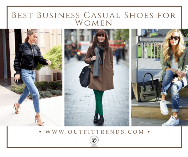 Ladies Work Shoes - 20 Best Business Casual Shoes For Wom