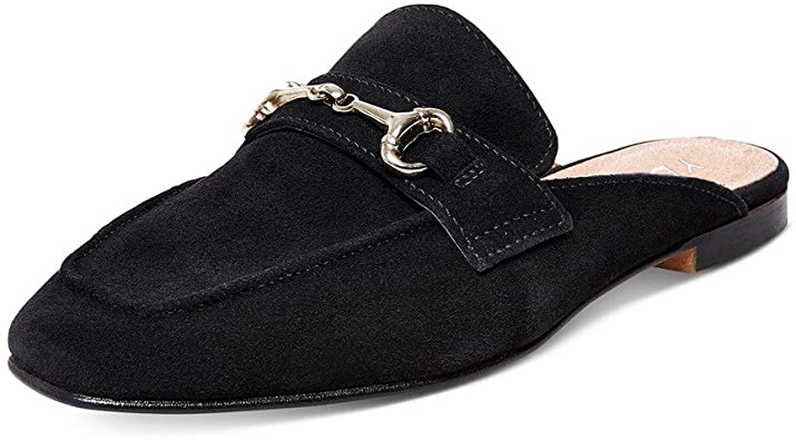 Amazon.com | YDN Women Casual Backless Mules Loafer Slippers .